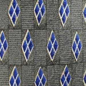 Pierre Cardin Mens Necktie Green Blue Tie